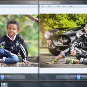 Editing Foto